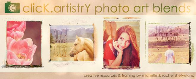 Photo Art Blends Class