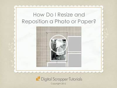 09 How Do I Resize and Reposition a Photo or Paper within a Clipping Mask?