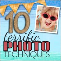 10 terrific photo technique
