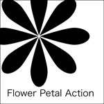 flower petals action