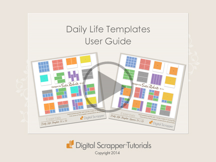 Daily-Life-Template-Video-2-Button