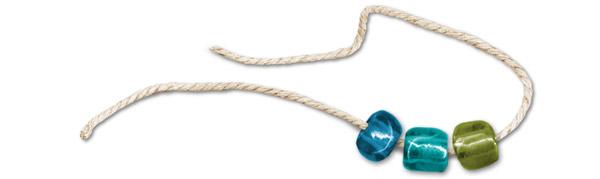 Confetti plus string