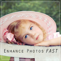 Actions Enhance Photos Fast!