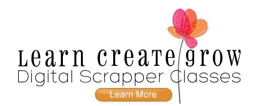 Digital Scrapper Classes
