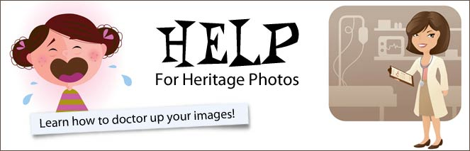 Help for Heritage Photos Class