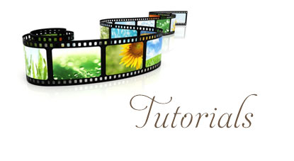 More Digital Scrapbooking Tutorials and Videos