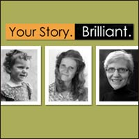 Your Story. Brilliant.