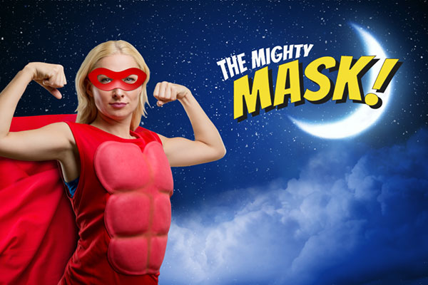 The Mighty Mask