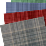 Create Your Own Pretty Plaids Tutorial