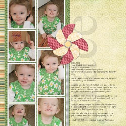 Jen White's layout