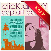 Pop Art Posters - Sale!