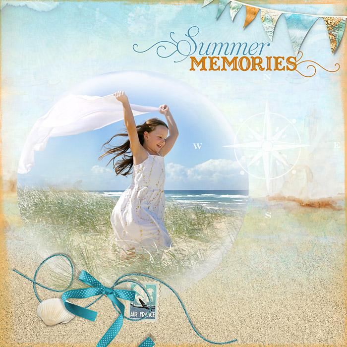 Snow Globe — Summer