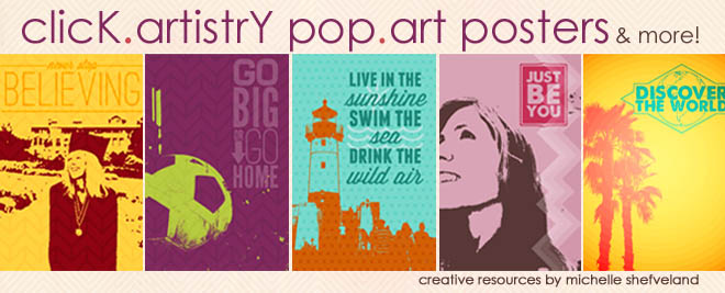 ClickArtistry Pop Art Posters & More Class