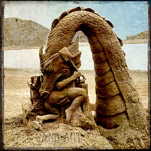 Sand Art, by Smith