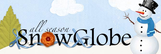 All Season Snow Globe Class