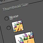 Thumbnails: Size Them Up!
