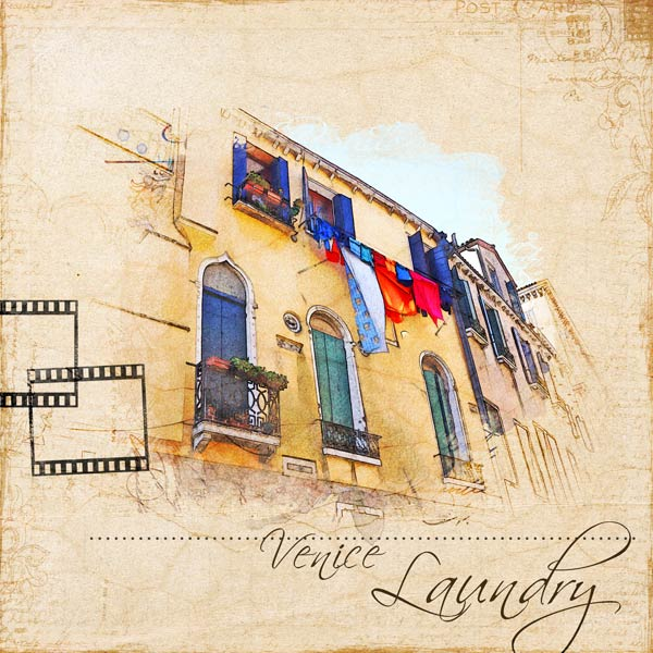 Venice Laundry Page