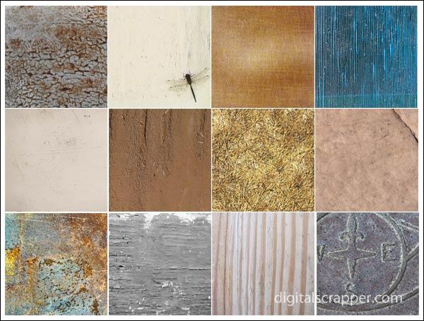 Student Textures