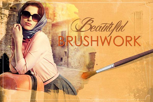 Beautiful Brushwork