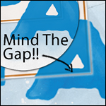 Mind the Gap! Make Digital Stamping Look More Realistic