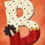 Fancy Chipboard Letter Tutorial