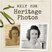 Help for Heritage Photos
