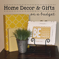 Home Decor & Gifts Class
