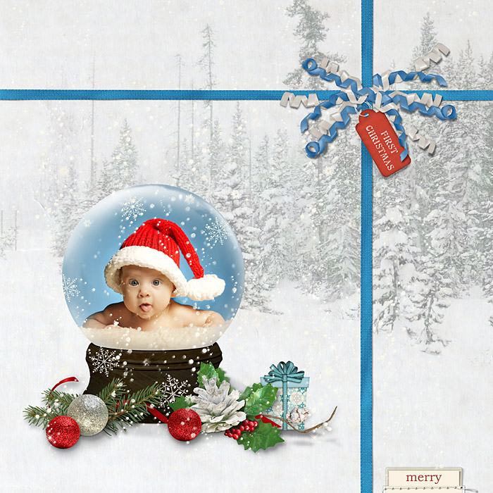 Snow Globe — Winter