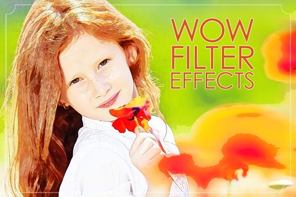 WOW Filter Effects banner
